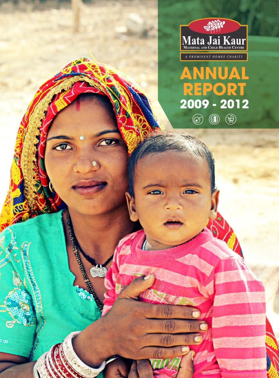 MJK-MCHC Annual Report 2009-2012